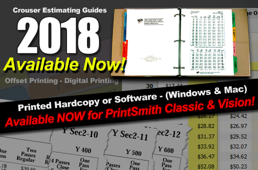 2018 Pricing Guides – Available Now!