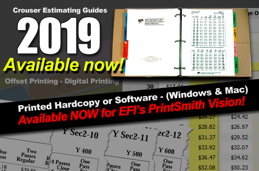 2019 Pricing Guides available