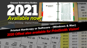 2021 Pricing Guides available